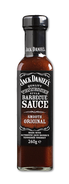 Jack Daniel`s Barbecue Sauce Smooth Original 260g