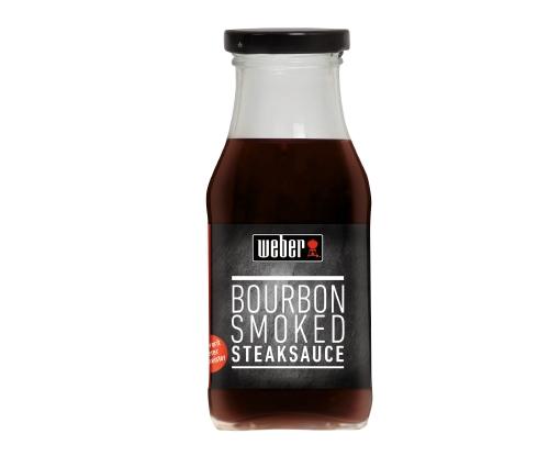 Steaksauce Smoked Bourbon 240ml