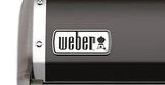 Deckel LOGO Weber, Genesis II