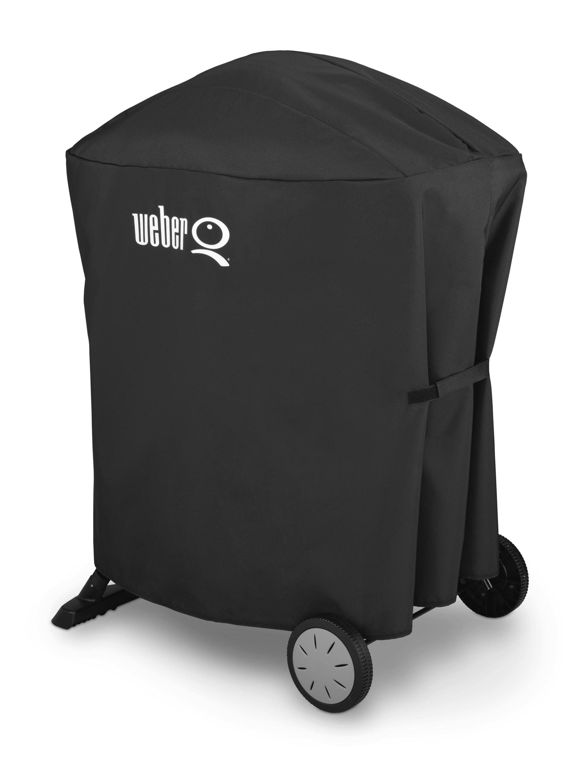 Weber Premium Abdeckhaube für Q mit Rollwagen oder Stand