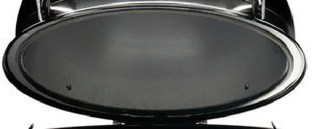 Dichtungsband, fiberglass, Summit Charcoal