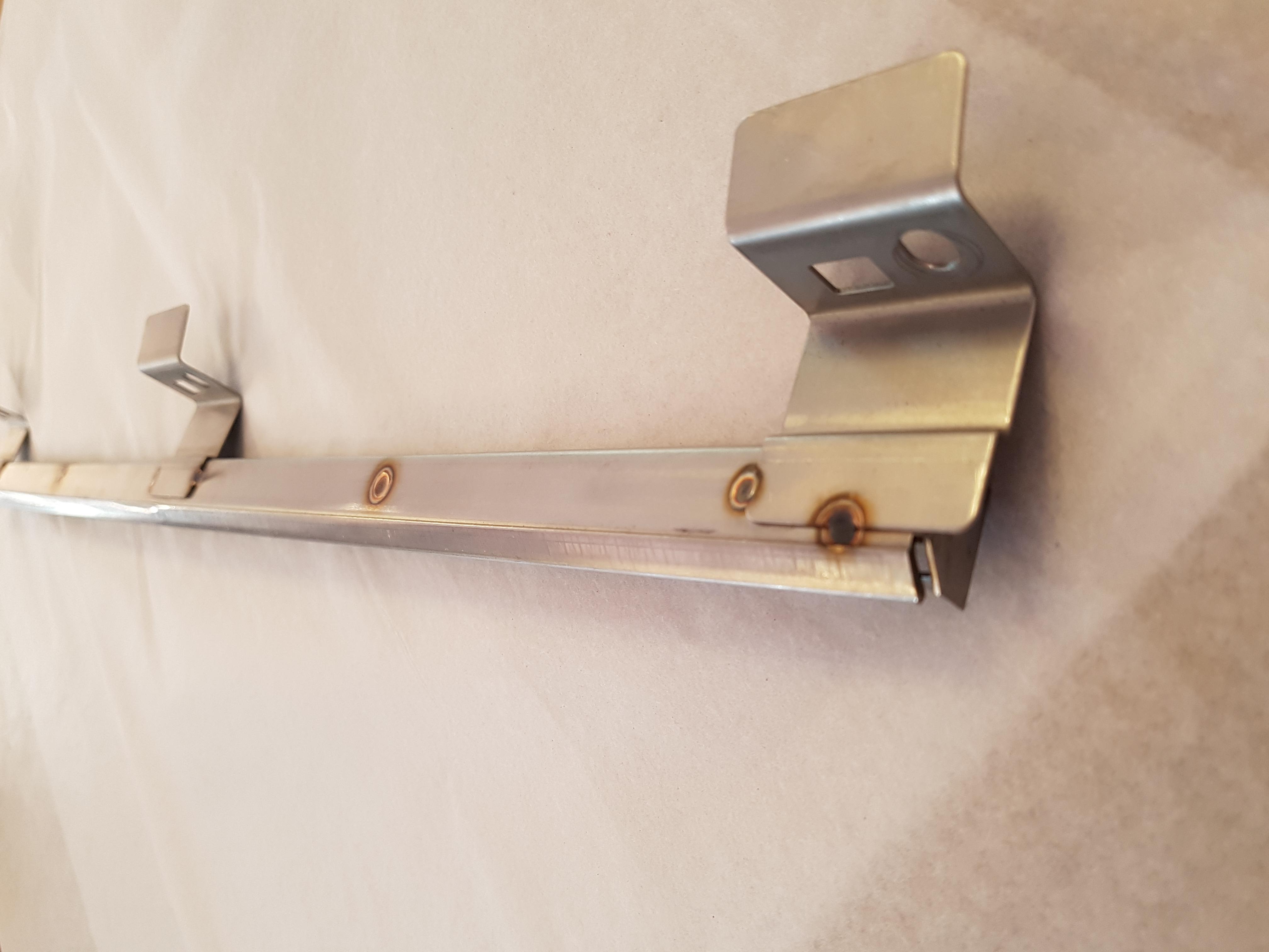 CROSSOVER-Rohr, Genesis II-Serie 4 Brenner