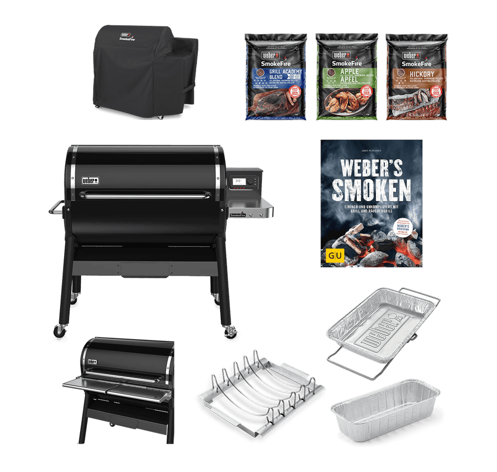 SmokeFire All-in-One-Paket