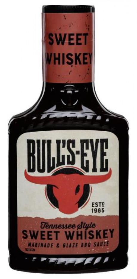 Bull`s-Eye BBQ Sauce Sweet Whiskey Curry 300-ml-Fl