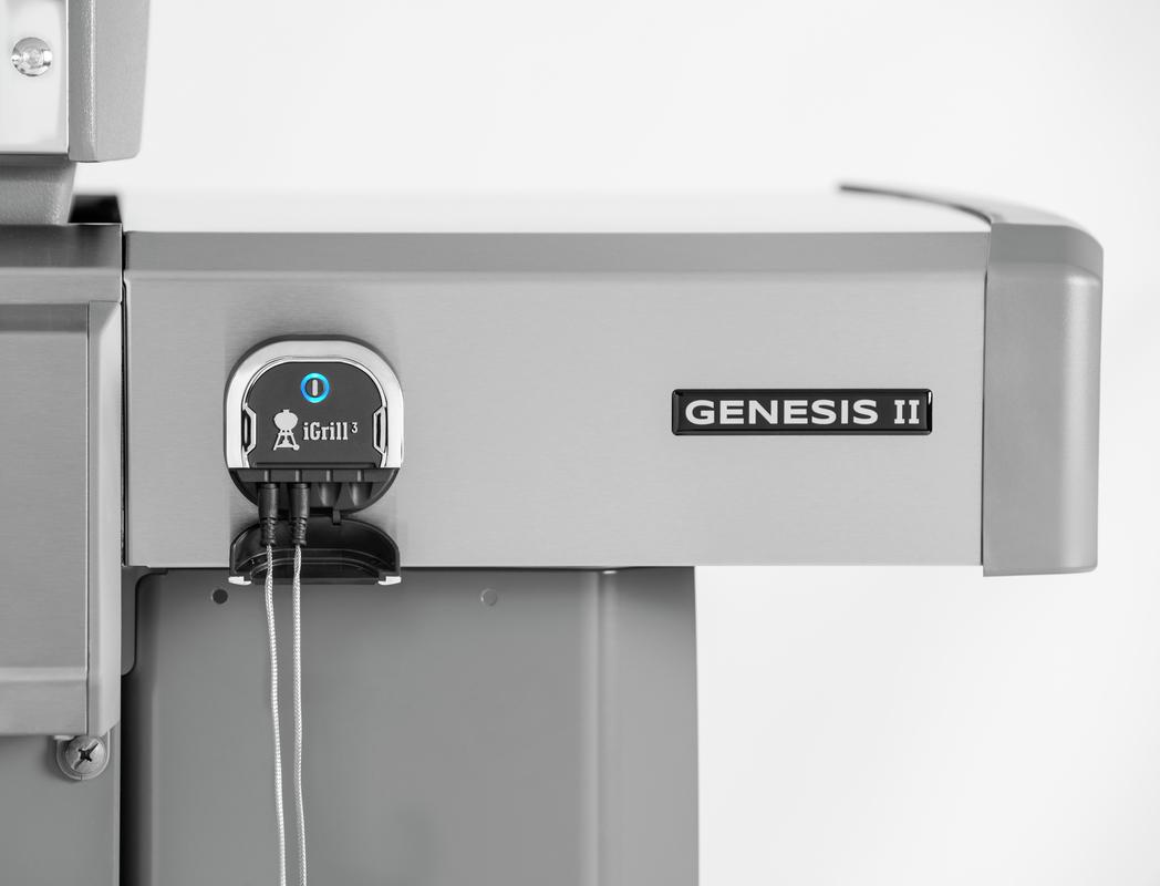 Kompatibel mit dem Weber iGrill 3