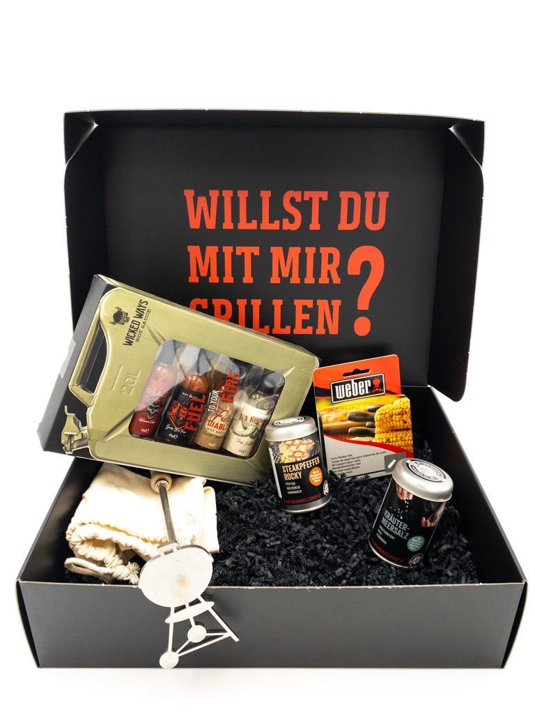 Weber® Geschenkbox 002