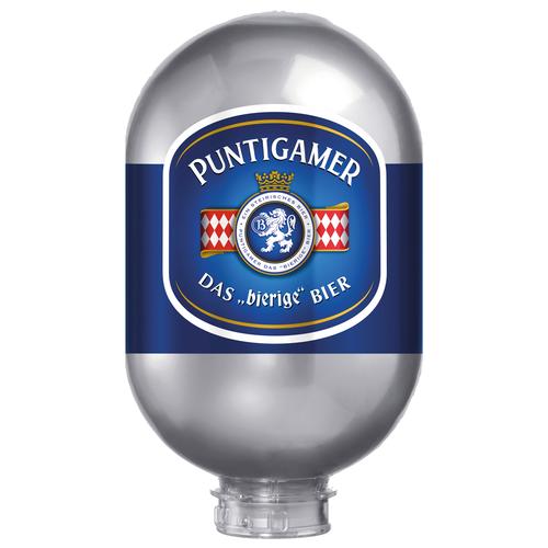 """Puntigamer- Das """"bierige"""" Bier -Fass 8L Blade"""