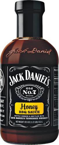 Jack Daniel's Honey BBQ Sauce