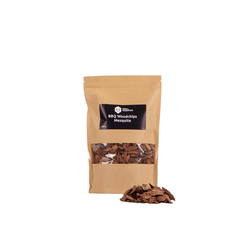 BBQ-Räucher Chips Mesquite
