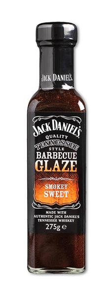 Jack Daniel`s Barbecue Glaze Smokey Sweet 275g