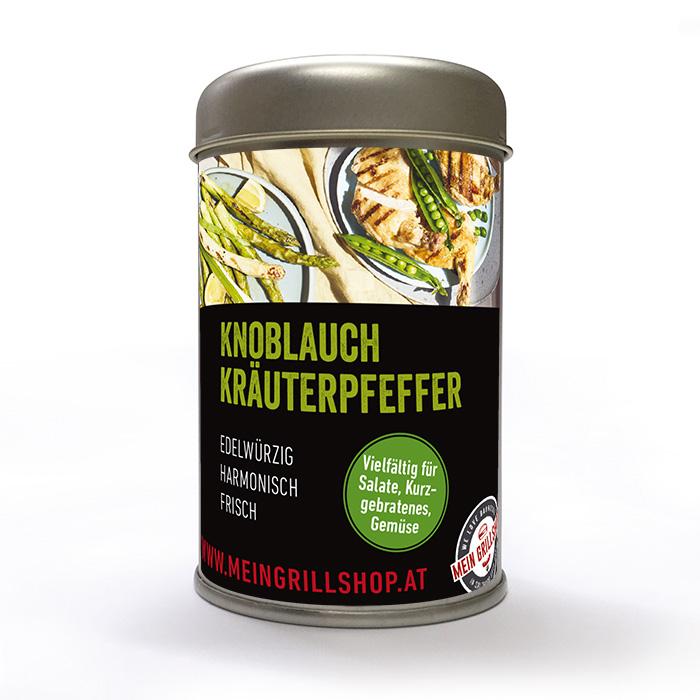 Knoblauch-Kräuter-Pfeffer