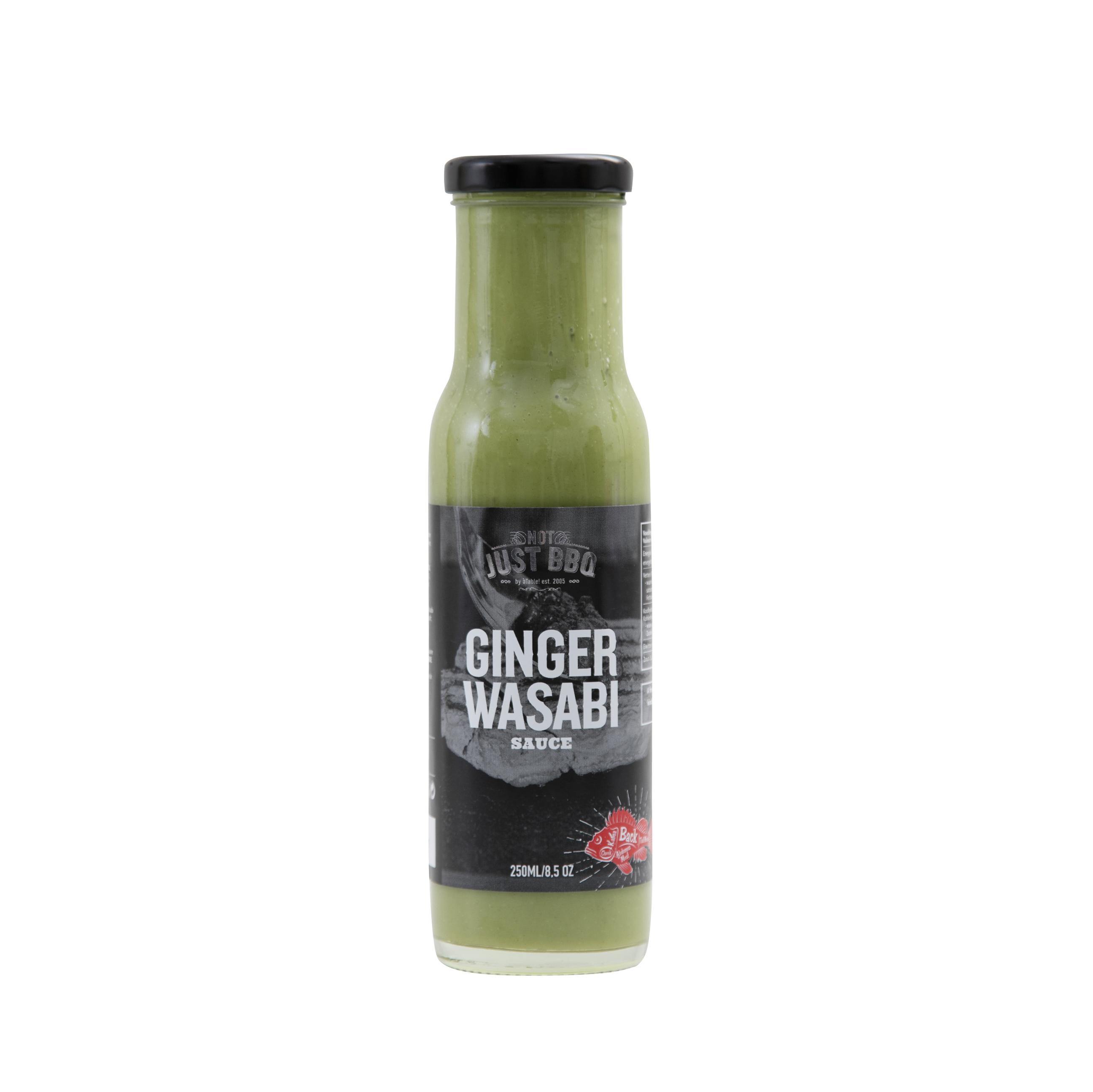 Ginger wasabi Sauce 250ml