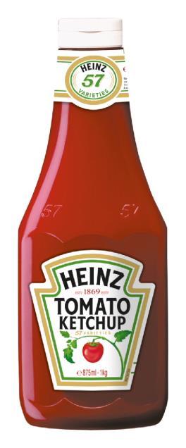 Heinz Tomaten Ketchup Squeeze
