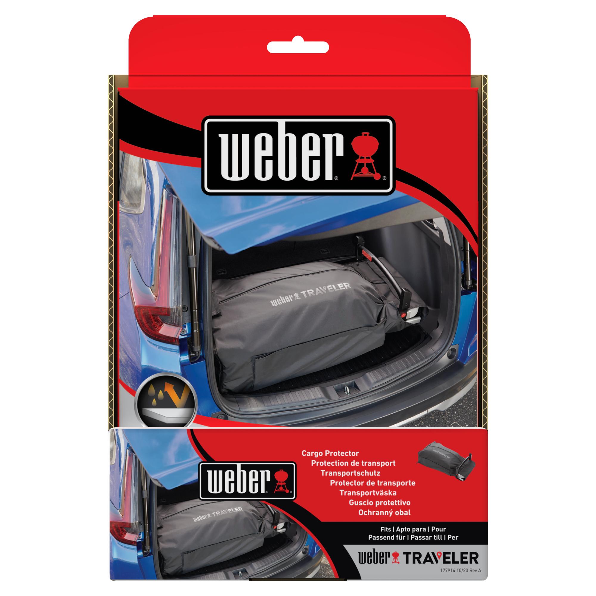 Weber TravelerTransportschutz