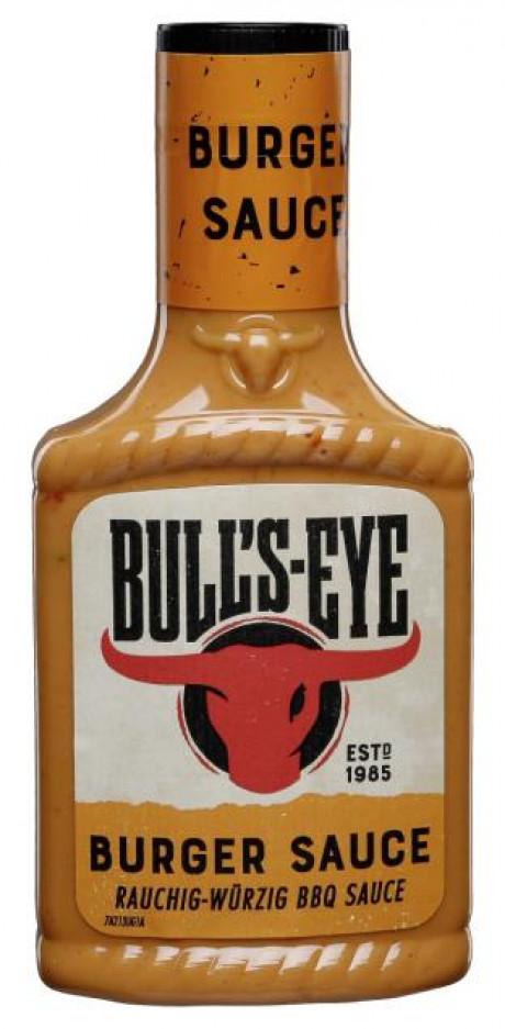 Bull`s-Eye BBQ Burger Sauce 300-ml-Fl