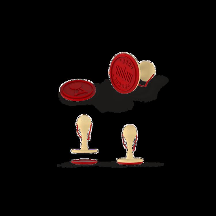 Weber® Cookie Stempel - Keksstempel