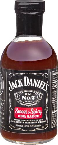 Jack Daniel's Sweet&Spicy BBQ Sauce