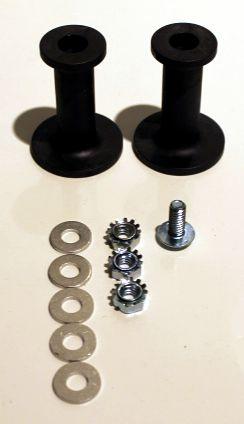 Weber® Deckelhalter und Schrauben für Master Touch, One Touch Premium