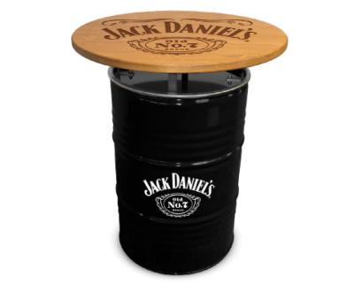 The Table Barrel-Bar Event Leih Möbel