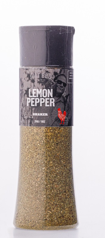 Lemon & Pepper shaker