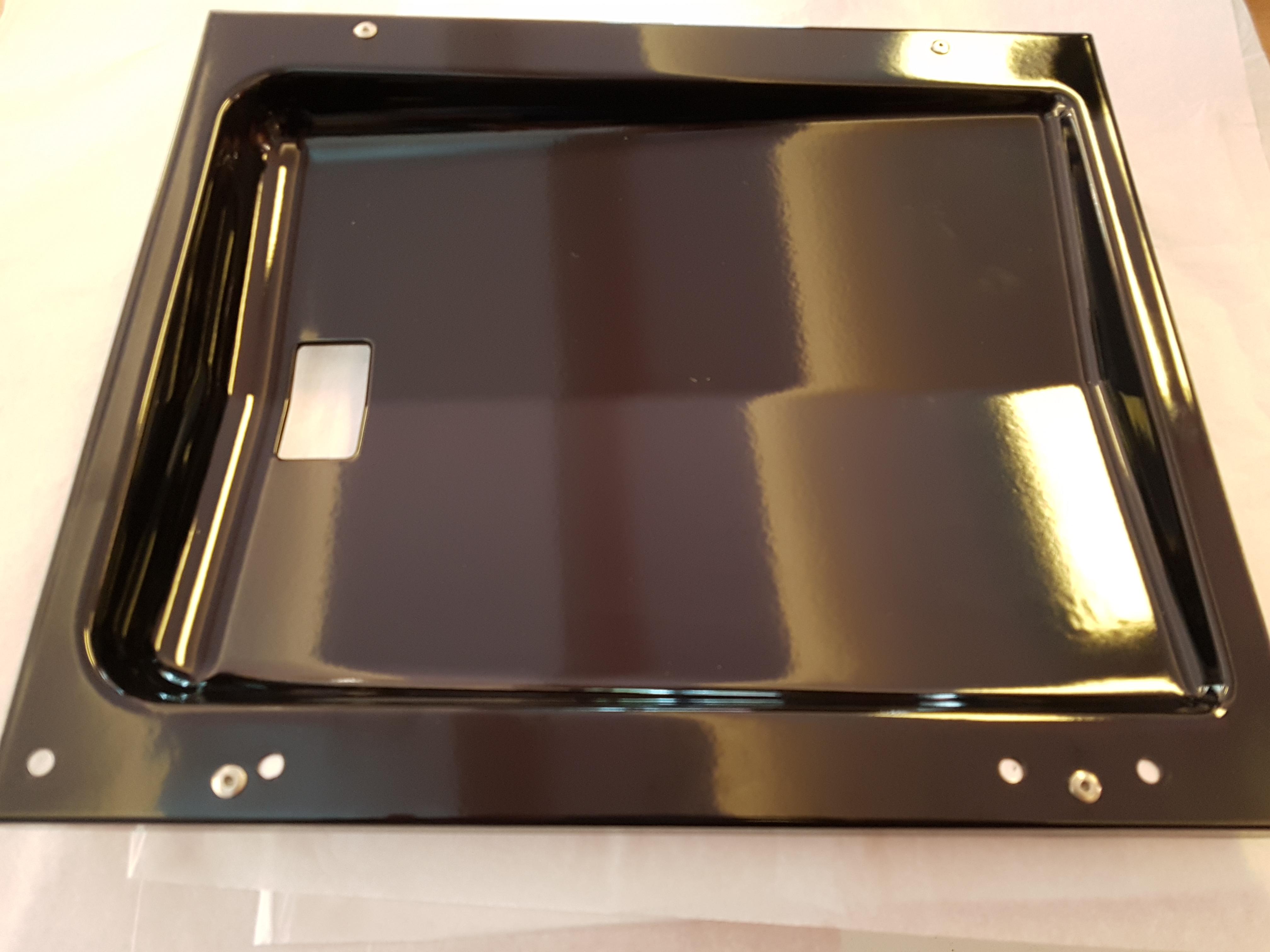 Weber® Fettauffangtrichter Genesis 310/320 emailliert