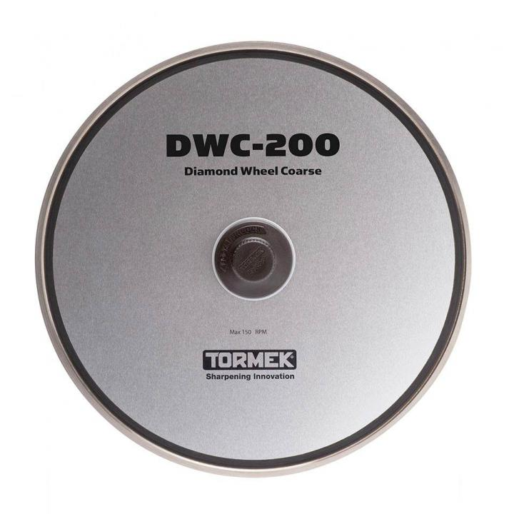 Diamant-Schleifscheibe grob (320), 200mm