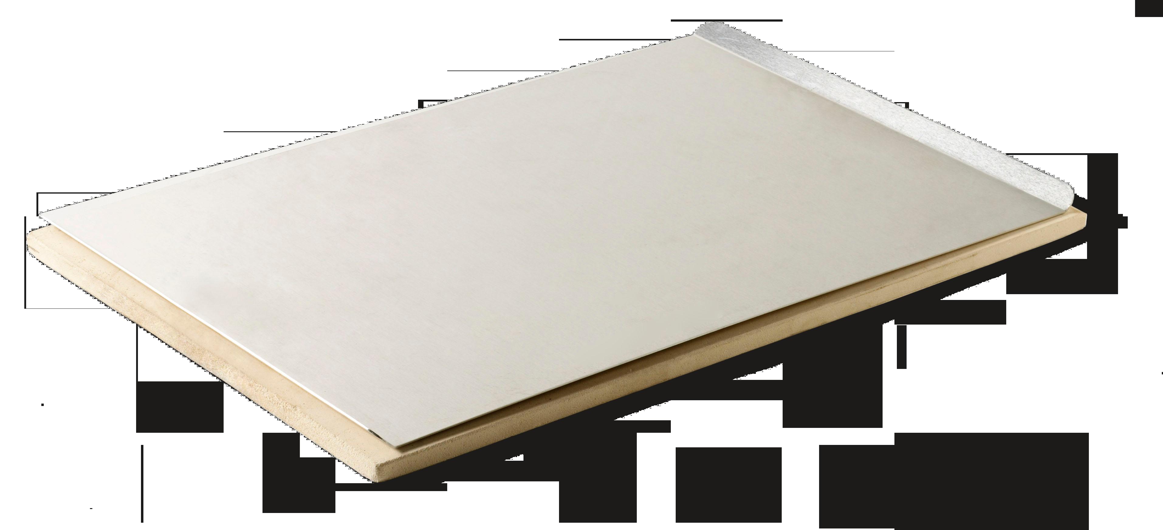 Weber® Pizzastein rechteckig 44 x 30 cm