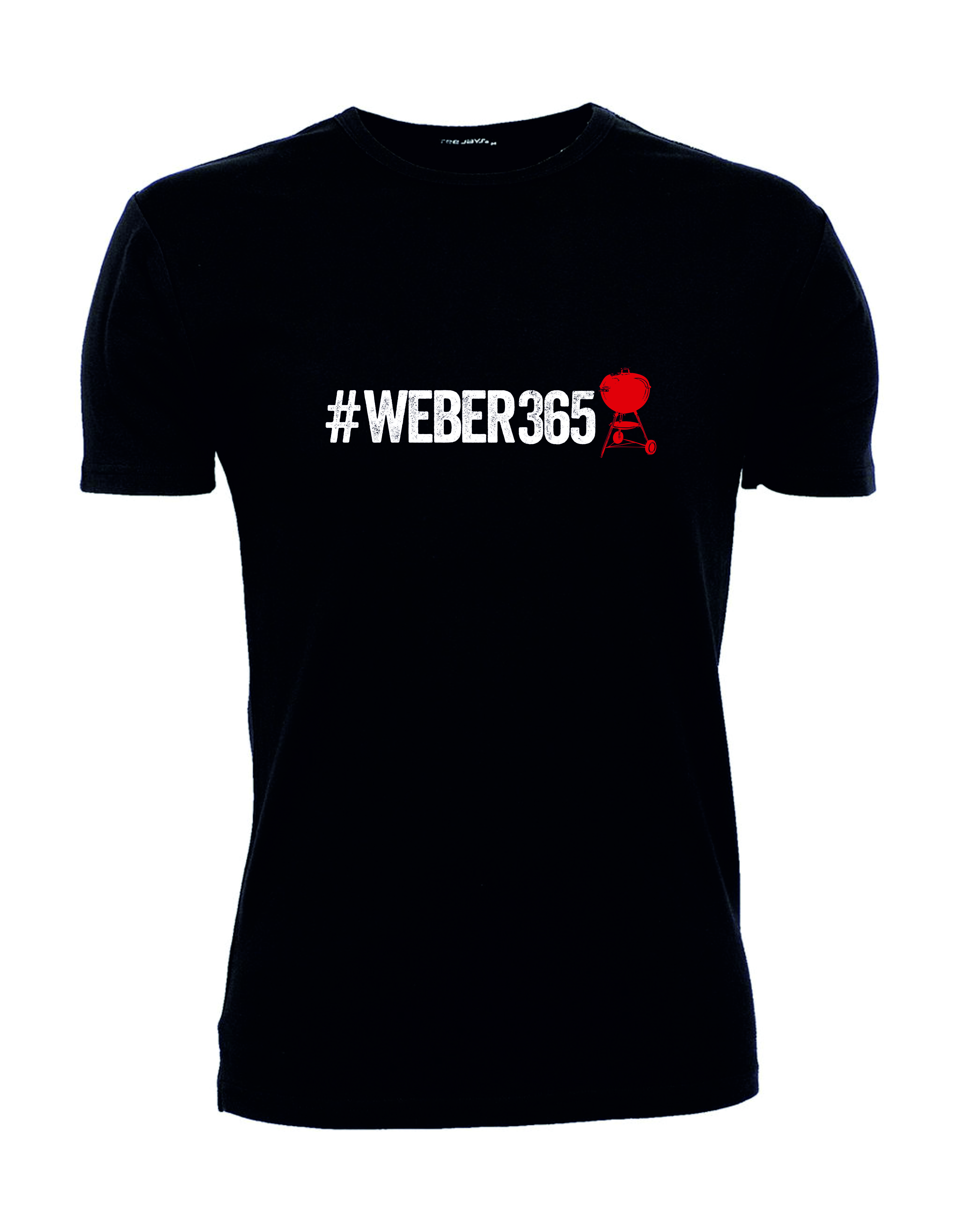 """T-Shirt """"Weber 365"""" Stretch men's, S"""