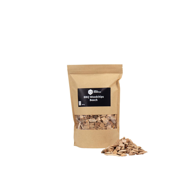 BBQ-Räucher Chips Buche