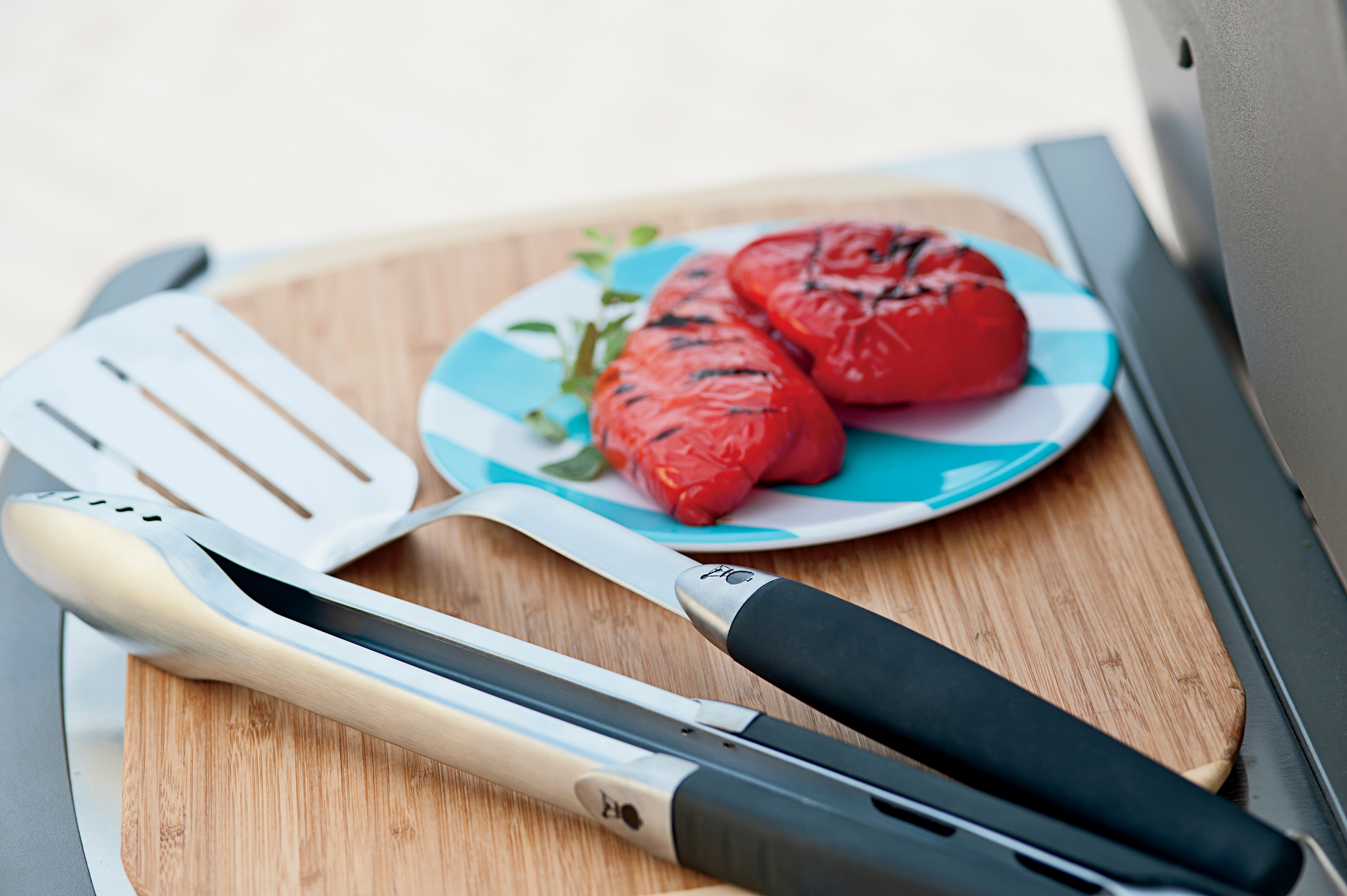 Weber Premium Grillbesteck