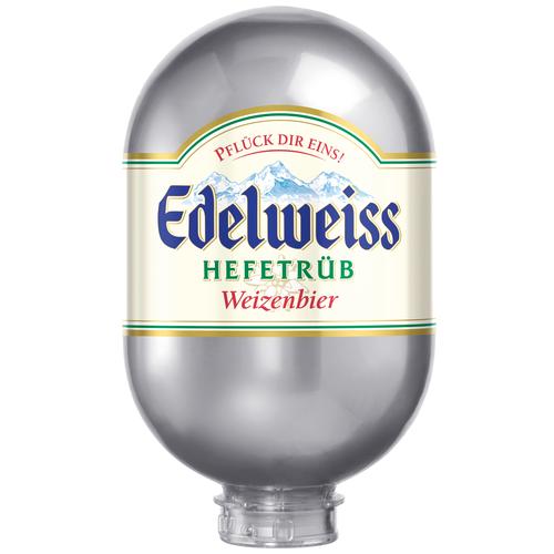 Edelweiss Hefetrüb Fass- 8L Blade
