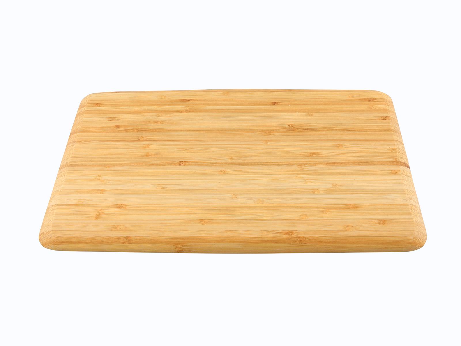 Servierbrett Bambus 25x35x1.5cm